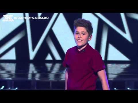 Jai Waetford- Your Eyes - Grand Final - The X Factor Australia 2013 ( Song 2 )
