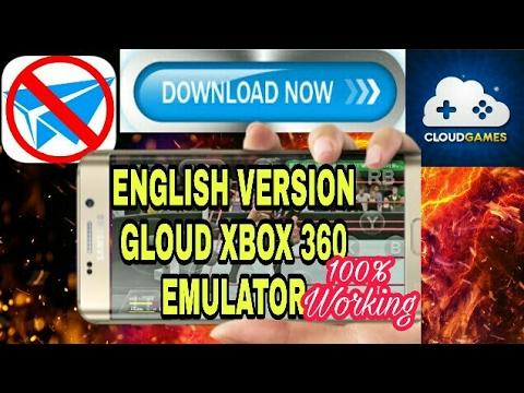 Gloud Xbox 360 Emulator English Version Hack Apk Without