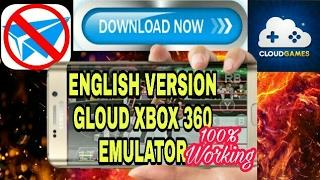😲👆GLOUD XBOX 360 EMULATOR ENGLISH VERSION HACK APK WITHOUT VPN 100% WORKING👉😲DOWNLOAD NOW!!!😲👇