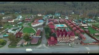 видео Алтан база отдыха озеро Ая