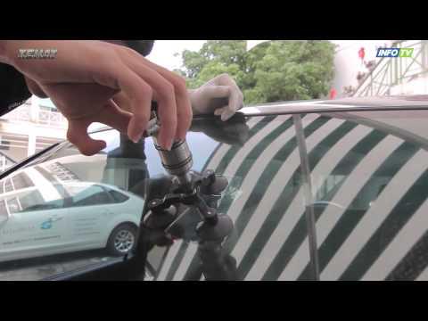 Hàn kính chắn gió xe hơi