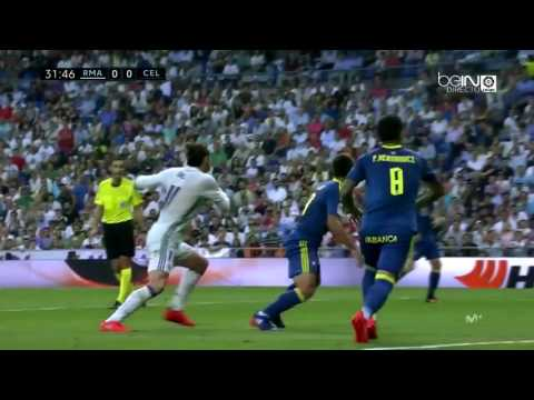 Real Madrid vs Celta Vigo 2-1 all goals and highlights