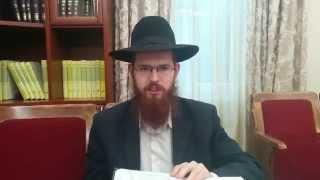 Видео урок: Законы Молитвы для детей. р. Давид Карпилевич
