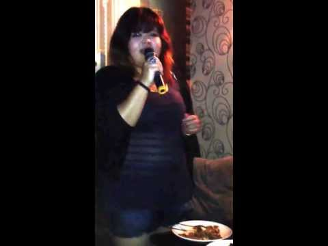 Thousand years karaoke cover-Singing cover even with the sore throat.. Pardon my bad singing!