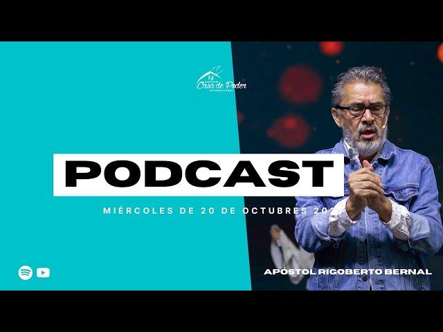 🎧 PODCAST- SERVICIO MIÉRCOLES #271 | Apóstol Rigoberto