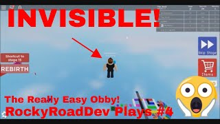Stupid fails. Cool stages! | The Really Easy Obby (Roblox)