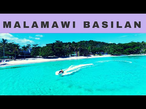 The Maldives of Basilan! Malamawi Island in Isabela City