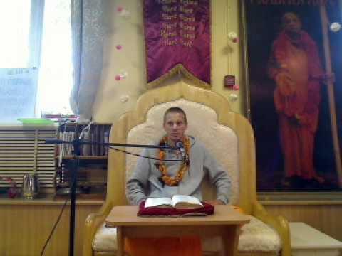 Шримад Бхагаватам 3.21.44 - Шринивас прабху