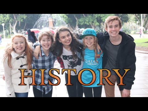 History - Cover by Ky Baldwin w/ Laura, Jackson and Ali (One Direction)[HD]