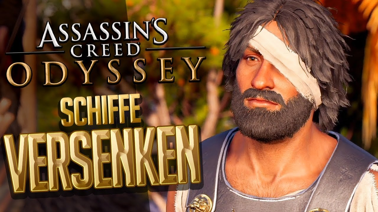 ASSASSIN'S CREED ODYSSEY ⚔️ 055: Schiffe versenken