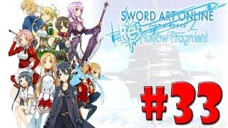 "Sword Art Online RE: Hollow Fragment|Español| Parte 33 ""Volvemos al Area Hueca"""