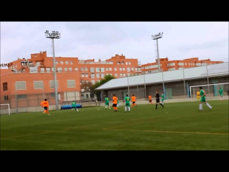 Juventud Torrejon 6 3 Sporting San Fernando De Henares 26ª Jor