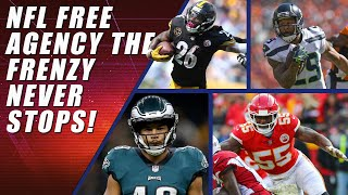 NFL Free Agency Frenzy Part 2: Best of the Rest