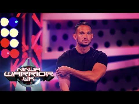 Will James Kenzie BLAZE around the course?   Ninja Warrior UK