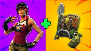 10 AMAZING CHEAP SKIN + BACKBLING COMBOS in Fortnite! (best cheap combos)