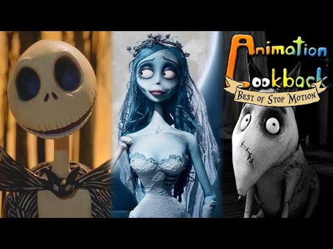 The History of Tim Burton's Animation  Animation Lookback: The Best of Stop Motion