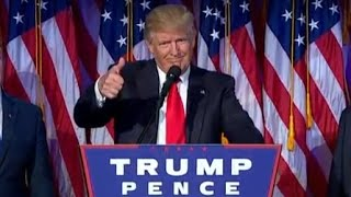 Donald Trump VICTORY SPEECH | Full Speech as President Elect of the United States thumbnail