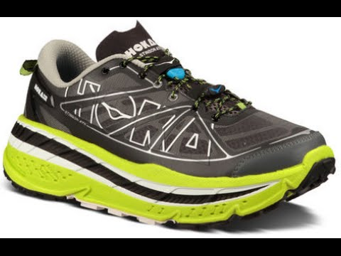 hoka one one stinson atr tested and reviewed youtube. Black Bedroom Furniture Sets. Home Design Ideas