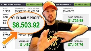 MY $8K PER DAY AFFILIATE MARKETING FORMULA | Chris Record Vlogs 85