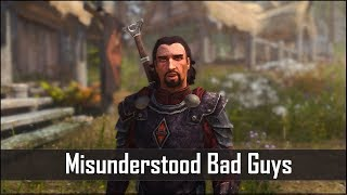 Skyrim: 5 Misunderstood Bad Guys Who Weren't Actually Bad - The Elder Scrolls 5 Secrets