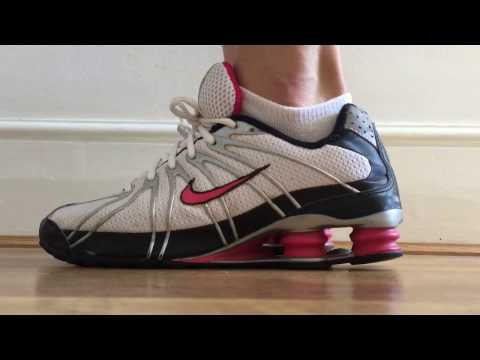 Women's Nike Shox Turbo OZ (White/Black/Cherry)