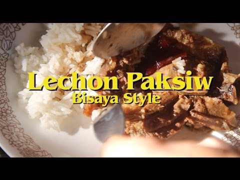Lechon Paksiw (Bisaya Style) Recipe | Chedz Culinary Club [Filipino Recipe]