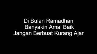 Despacito versi ramadhan (Lyric)