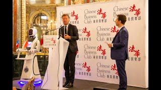 Le PDG d'Accor, invité d'honneur du Chinese Business Club