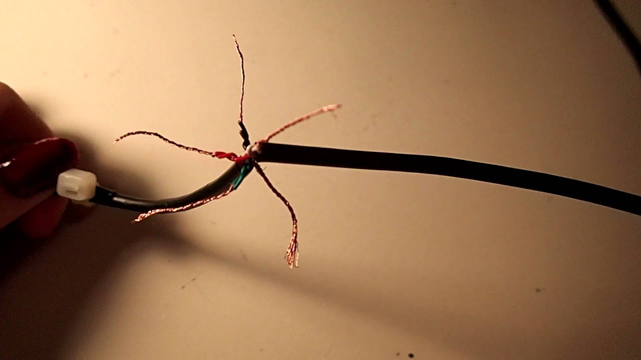How To Fix A Broken Wire