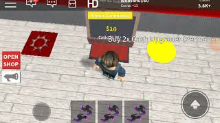 Fis Ant Man factory in (ROBLOX)