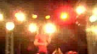 mayday parade - black cat - groezrock 2008