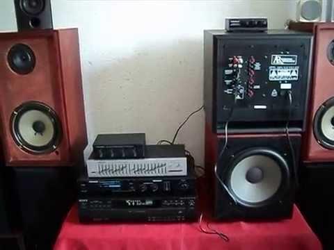 Acoustic Research Subwoofer De Precision Youtube