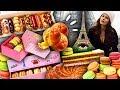 PROBANDO LOS MEJORES POSTRES DE PARIS 💕   DACOSTA'S BAKERY