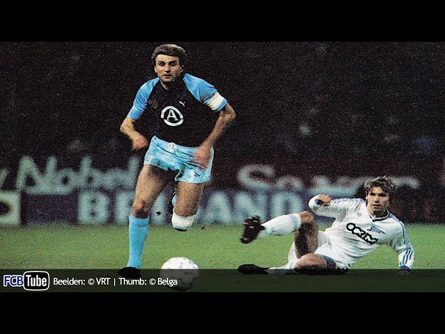 1987-1988 - UEFA-Cup - 02. 32ste Finale - Club Brugge - Zenit Leningrad 5-0