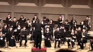 所沢北吹奏楽団 第20回定演「オレゴン」