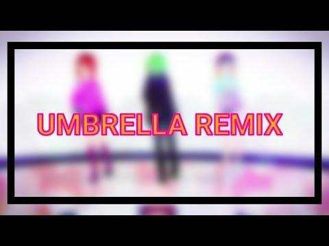 [MMD] Umbrella remix - Meme