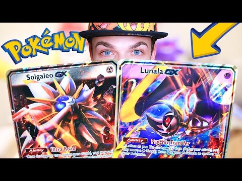 BEST POKEMON CARD OPENING EVER! (*NEW* GX CARDS)