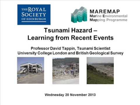 Tsunami Hazard - Learning from Recent Events