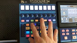 Fat Channel Overview | Presonus StudioLive 24 Series III