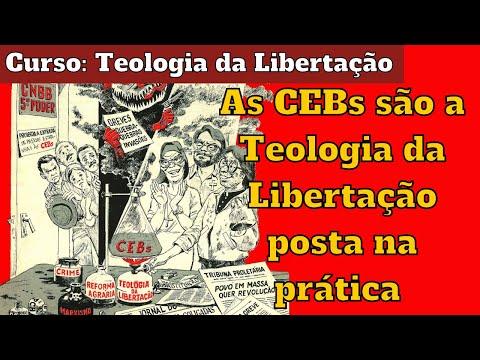 """As CEBs são a Teologia da Libertação posta na prática  - Curso sobre a """"TL"""" - Aula 11"""