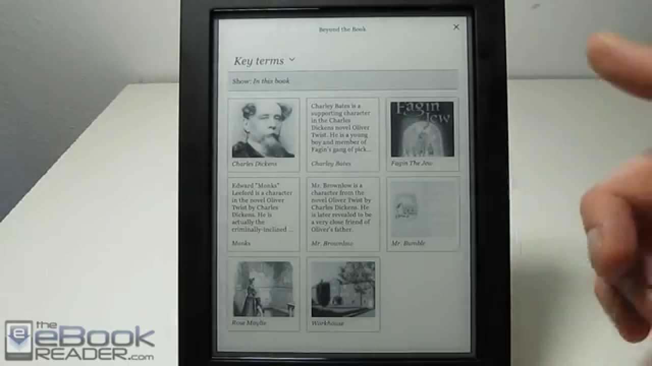 how to find free ebooks on kobo aura