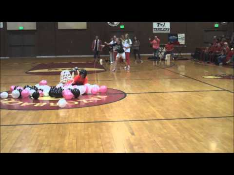 Hungry Hungry Hippos, March 2015, Roy Junior High School