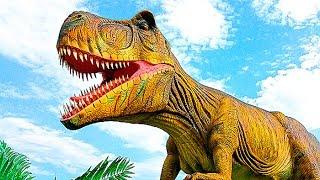 Kids Euro Show серия 6 ДЕНЬ РОЖДЕНИЯ OZAS DINO PARK Парк Динозавров Детские развлечения