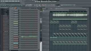 John Legend - Tonight (Fl studio + FLP by iRunbeatz)