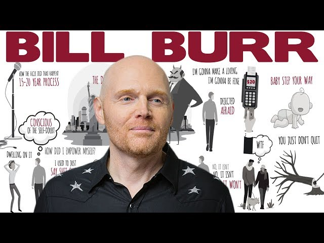 The Best Advice I've Ever Heard - Bill Burr