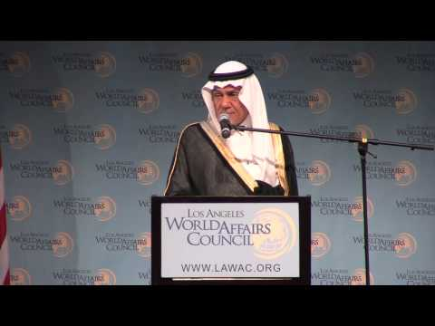Prince Turki bin Faisal al Saud LAWAC