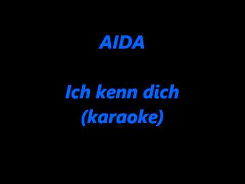 Ich kenn dich (karaoke)
