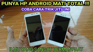 Cara Memperbaiki Hp android / Samsung A Series Mati Tiba tiba.