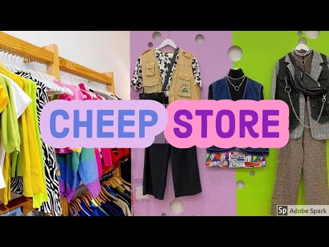 Cheep Store Brisbane Vlog | Try On & Review