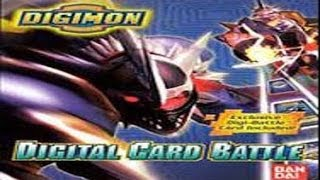 TAP (PS) Digimon - Digital Card Battle (Story)